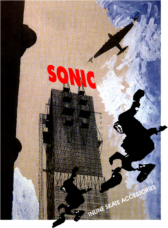 Leonidov Sonic Artwork