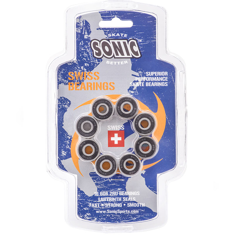 Sonic® Swiss Bearings