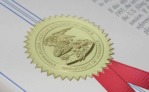 united states patent