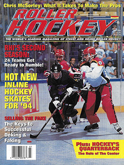 Roller Hockey Magazine
