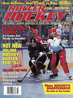 Roller Hockey Magazine